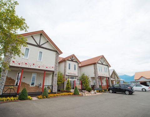 Petit Hotel Blanc Neige