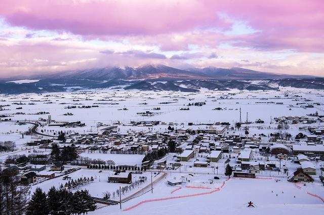 イメージ図/北星スキー場