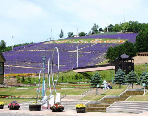 Nakafurano Flower Park