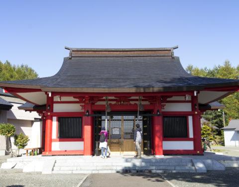 Nakafurano Shrine