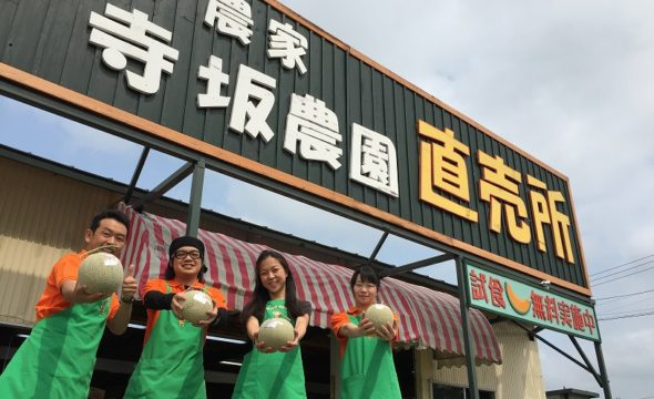 Terasaka Farm & Melon Market